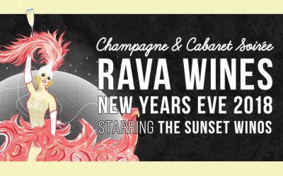 Rava Wines Announces its Champagne & Cabaret Soirée
