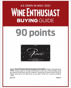 Wine Enthusiast Buying Guide